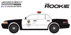 GreenLight-Collectibles-Hollywood-29-2008-Ford-Crown-Victoria-Police-Interceptor-The-Rookie