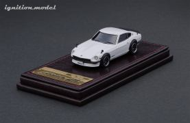 Ignition-Model-Nissan-Fairlady-Z-S30-blanc-001