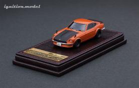 Ignition-Model-Nissan-Fairlady-Z-S30-orange-001