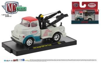 M2-Machines-Auto-Trucks-61-1957-Dodge-COE-Tow-Truck