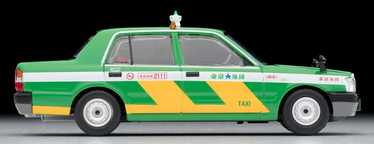 Tomica-Limited-Vintage-Neo-Toyota-Crown-Comfort-Tokyo-Musen-Taxi-Green-006