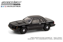 GreenLight-Collectibles-Black-Bandit-24-1982-Ford-Mustang-SSP-Black-Bandit-Police