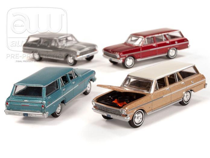 Auto-World-Chevy-II-Nova-400 Station-Wagon-005