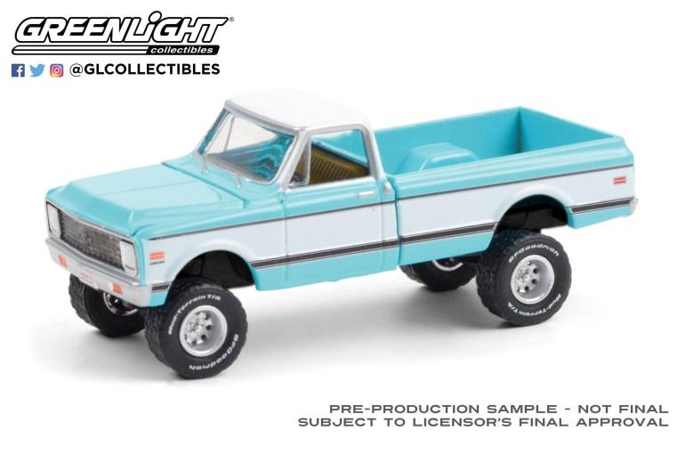 GreenLight-Collectibles-Barrett-Jackson-Series-6-1972-Chevrolet-K10-4x4-Pickup