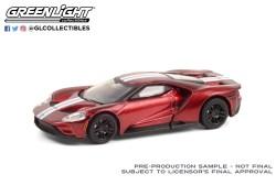 GreenLight-Collectibles-Barrett-Jackson-Series-6-2017-Ford-GT