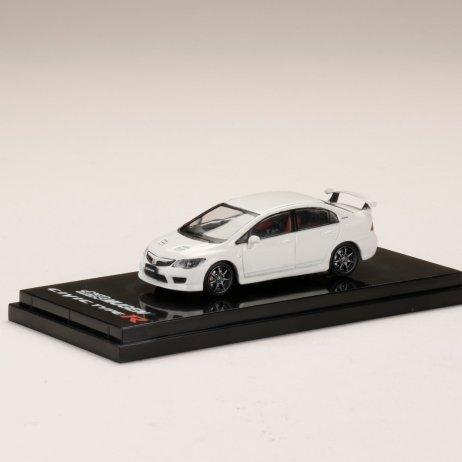 Hobby-Japan-Minicar-Project-Honda-Civic-Type-R-FD2-Championship-White-001