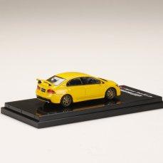 Hobby-Japan-Minicar-Project-Honda-Civic-Type-R-FD2-Sunlight-Yellow-002
