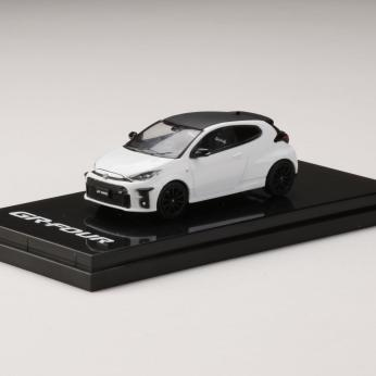 Hobby-Japan-Minicar-Project-Toyota-GR-YARIS-RZ-High-performance-Super-White-II-001