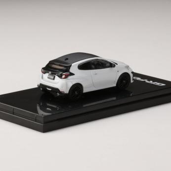 Hobby-Japan-Minicar-Project-Toyota-GR-YARIS-RZ-Platinum-White-Pearl-Mica-002