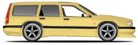 Hot-Wheels-2021-Car-Culture-Fast-Wagons-Volvo-850-Estate