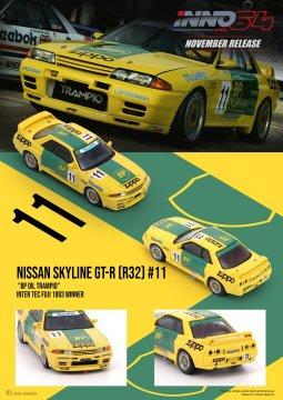 Inno64-Nissan-Skyline-GT-R-R32-BP-Oil-Trampio