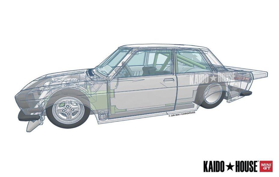 Mini-GT-X-Kaido-House-Datsun-510-Pro-Street-001