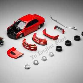 Peako64-x-YES-Diecast-Collection-Mitsubishi-Lancer-Evolution-IX-red-013