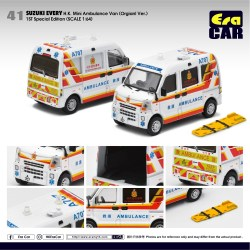 Era-Car-Suzuki-Every-HK-Mini-Ambulance-Van-Original-Ver