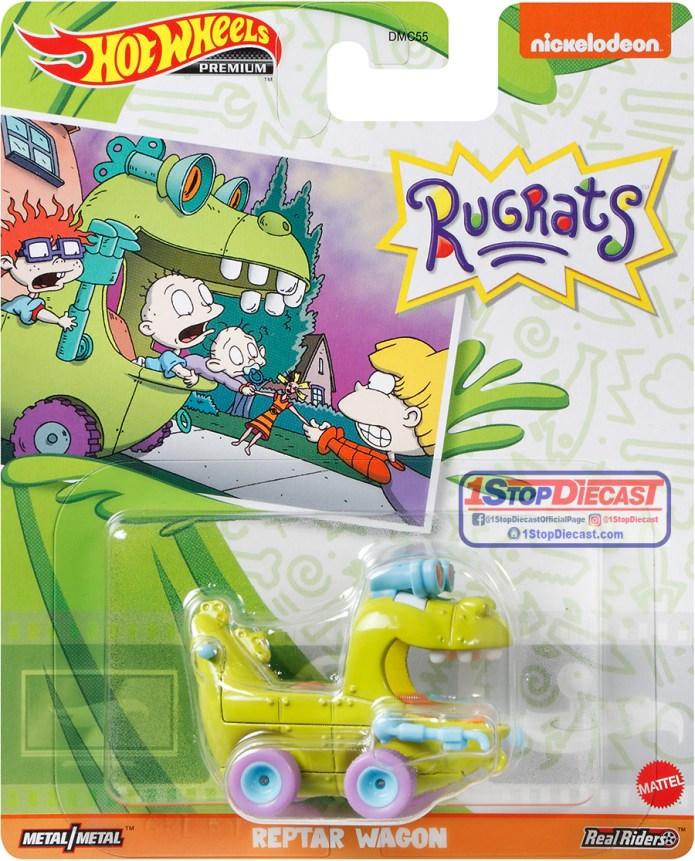 Hot-Wheels-Replica-Entertainment-Release-A-2021-Reptar-Wagon-Rugrats