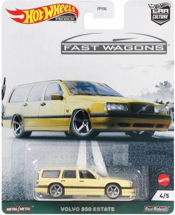 Hot-Wheels-Car-Culture-Fast-Wagon-Volvo-850-Estate