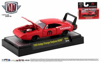 M2 Machines-Auto-Trucks-Detroit-Muscle-Release-54-1969-Dodge-Charger-Daytona-HEMI-Mopar