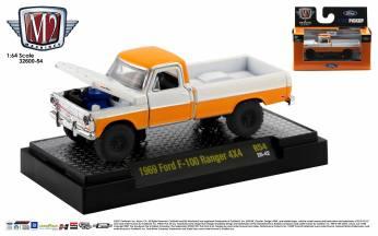 M2 Machines-Auto-Trucks-Detroit-Muscle-Release-54-1969-Ford-F-100-Ranger-4x4