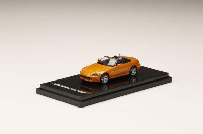 Hobby-Japan-Minicar-Project-Honda-S2000-Orange-Imola-Perle-004
