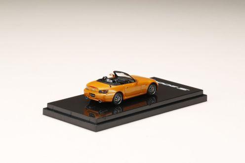 Hobby-Japan-Minicar-Project-Honda-S2000-Orange-Imola-Perle-009