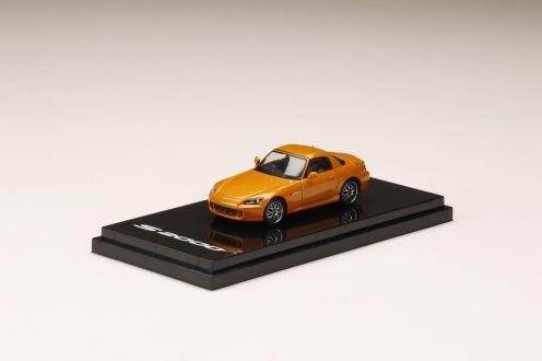 Hobby-Japan-Minicar-Project-Honda-S2000-Orange-Imola-Perle-011