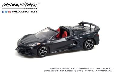 GreenLight-Collectibles-Barrett-Jackson-Series-7-2020-Chevrolet-Corvette-C8-Stingray