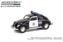 GreenLight-Collectibles-Club-Vee-Dub-Series-13-Volkswagen-Beetle-Veracruz-Mexico-Police