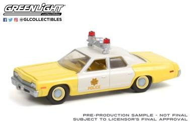 GreenLight-Collectibles-Hot-Pursuit-Series-38-1974-Dodge-Monaco