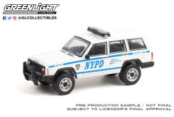 GreenLight-Collectibles-Hot-Pursuit-Series-38-1997-Jeep-Cherokee