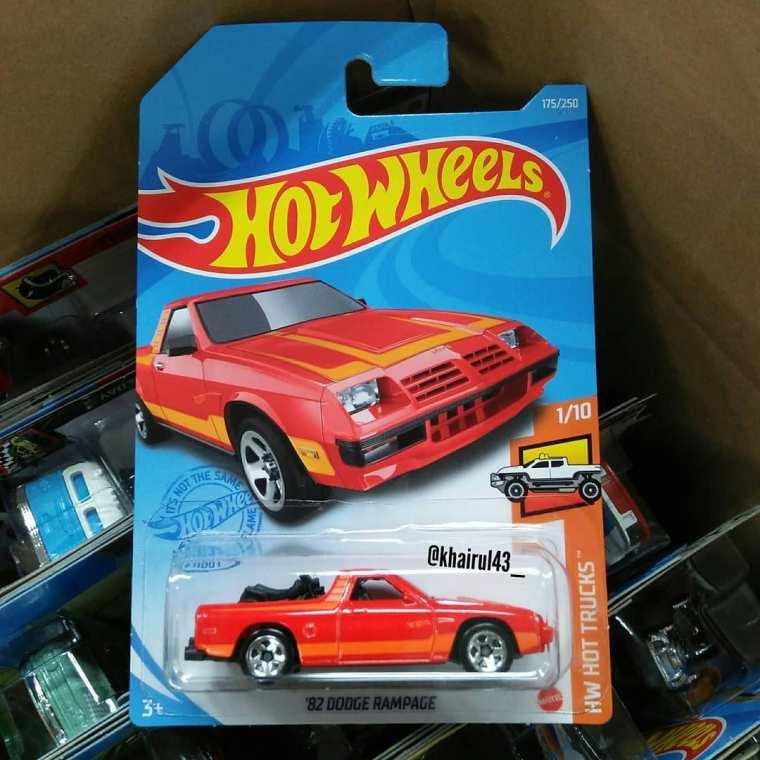 Hot-Wheels-Mainline-2021-82-Dodge-Rampage-001