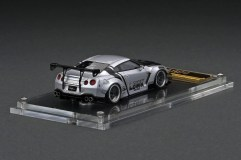 Ignition-Model-Resin-LB-Works-Nissan-GT-R-R35-type-2-silver-002