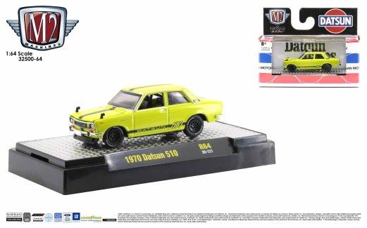 M2-Machines-Auto-Thentics-release-64-1970-Datsun-510