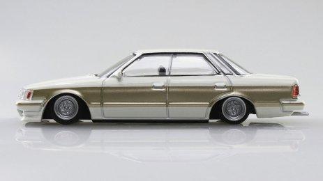 Aoshima-Grand-Champion-Part-13-71-Mark-II-1987-model-GX71-001