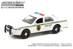 GreenLight-Collectibles-Hollywood-Series-32-2001-Ford-Crown-Victoria-Police-Interceptor-Dexter