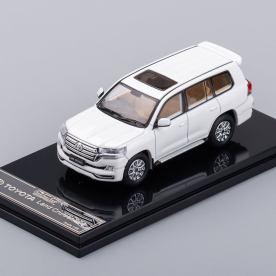Hobby-Japan-Minicar-Project-Toyota-Land-Cruiser-200-blanc-001