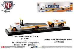 M2-Machines-Coca-Cola-Auto-Haulers-release-Fanta-Chevrolet-C-60-Truck-Chevrolet-Super-10-4x4-Chase