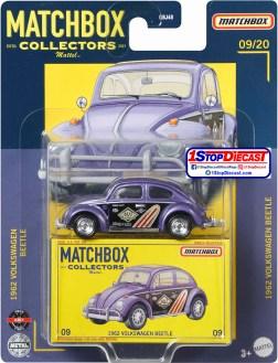 Matchbox-2021-Collectors-Mix-2-1962-Volkswagen-Beetle