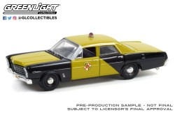 GreenLight-Collectibles-Anniversary-Collection-13-1967-Ford-Custom-Maryland-State-Police