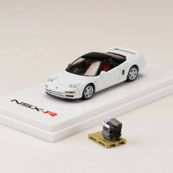 Hobby-Japan-Minicar-Project-Honda-NSX-NA1-Type-R-White