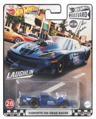 Hot-Wheels-Boulevard-Mix-F-Corvette-Z06-Drag-Racer