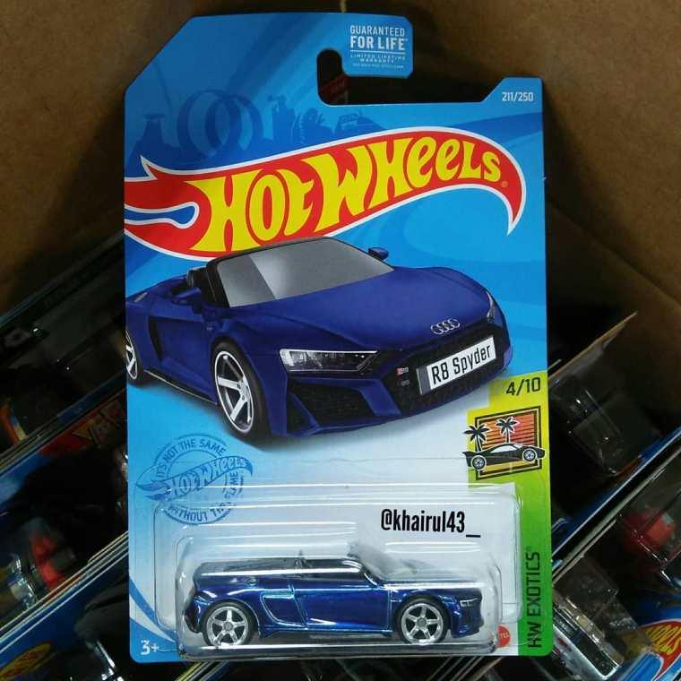 Hot-Wheels-Mainline-Super-Treasure-Hunt-2021-2019-Audi-R8-Spyder-001