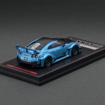 Ignition-Model-LB-Silhouette-Works-GT-Nissan-35GT-RR-Light-Blue-Metallic-002