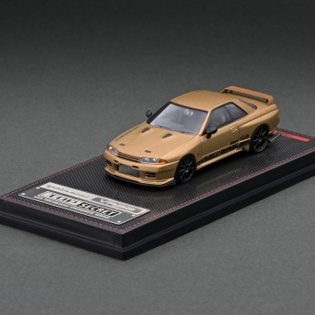 Ignition-Model-Top-Secret-GT-R-VR32-Matte-Gold-001