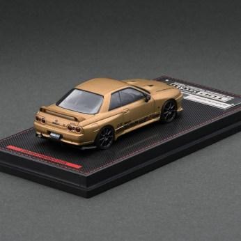 Ignition-Model-Top-Secret-GT-R-VR32-Matte-Gold-002