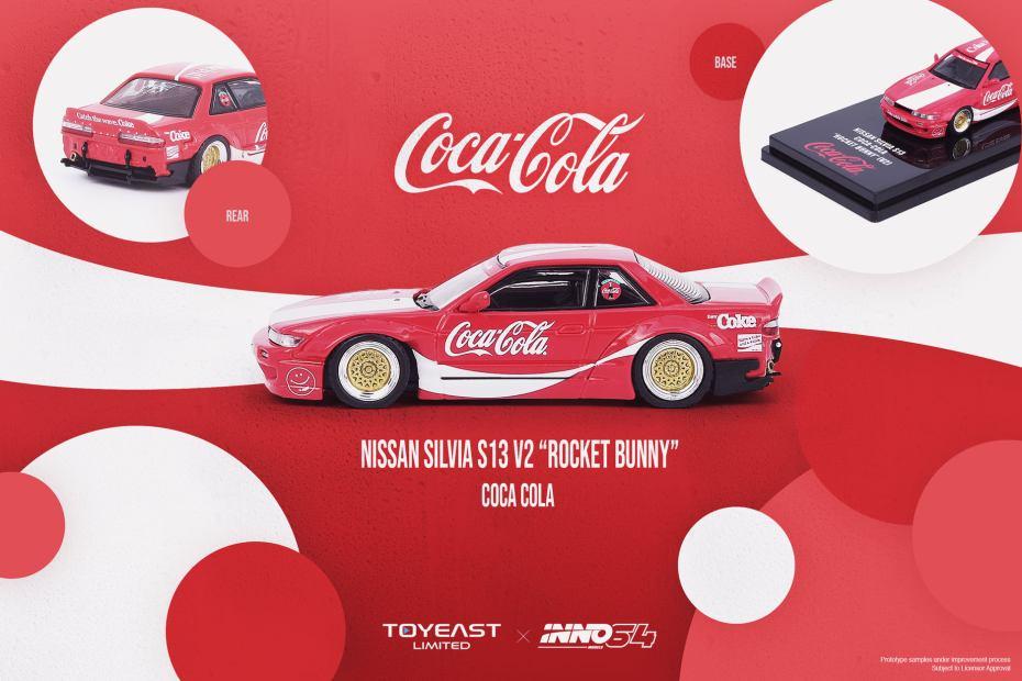 Inno64-Nissan-Silvia-S13-Rocket-Bunny-Coca-Cola-001
