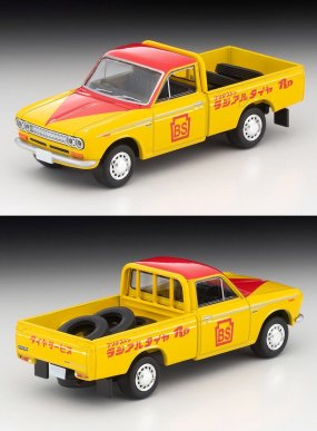 Tomica-Limited-Vintage-2021-Neo-Datsun-Truck-Bridgestone-002