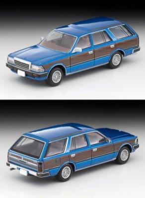 Tomica-Limited-Vintage-Neo-Nissan-Gloria-Wagon-GL-bleu-003