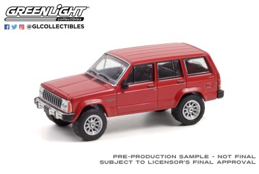 GreenLight-Collectibles-All-Terrain-Series-12-1985-Jeep-Cherokee-Pioneer