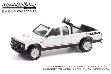 GreenLight-Collectibles-All-Terrain-Series-12-1991-Chevrolet-S-10-Baja-Extended-Cab