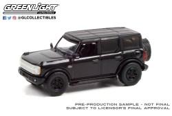 GreenLight-Collectibles-Black-Bandit-25-2021-Ford-Bronco-Wildtrak